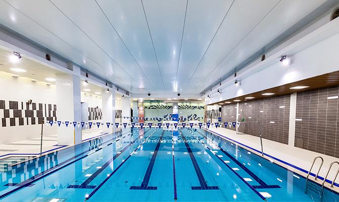 성인 수영장